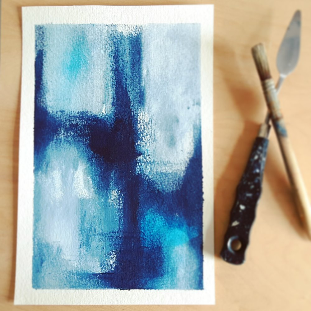 Small works on paper no.11.jpg
