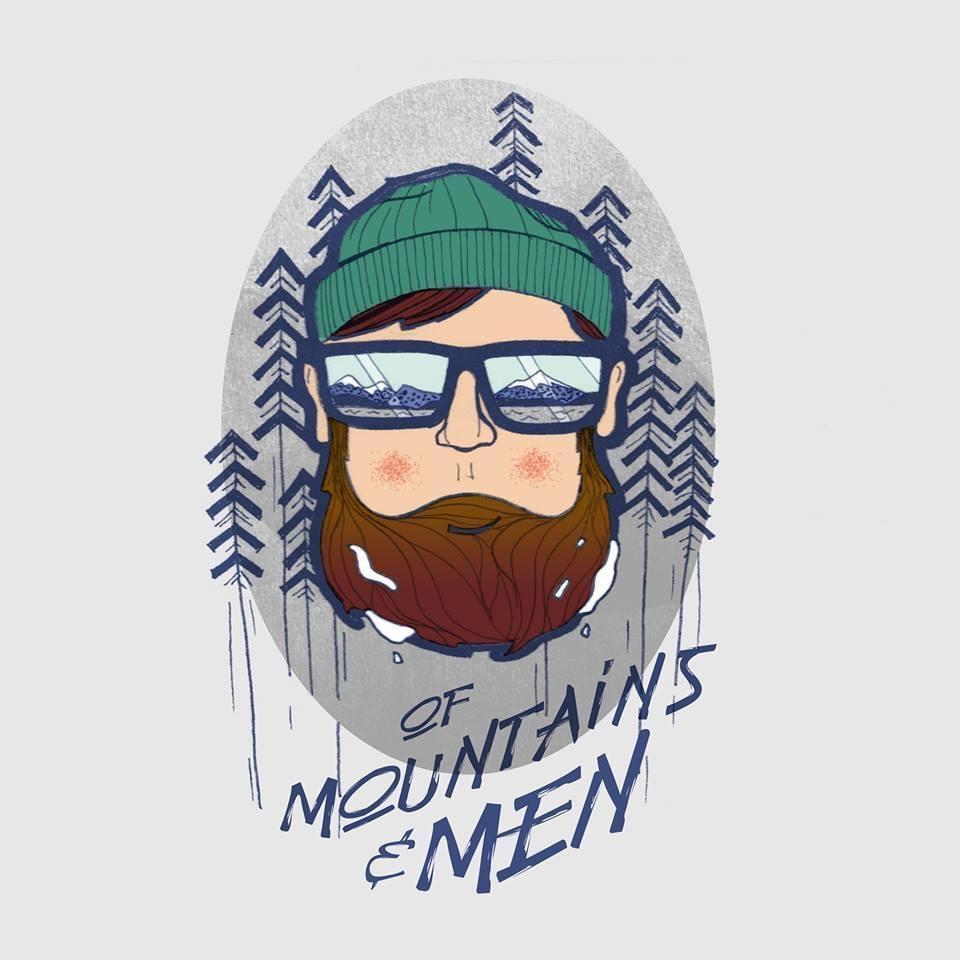 Of mountains and men logo