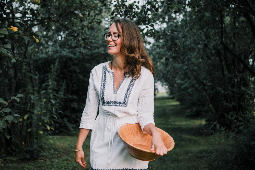 Melanie-The Nomadic Wife- Plant Based Food