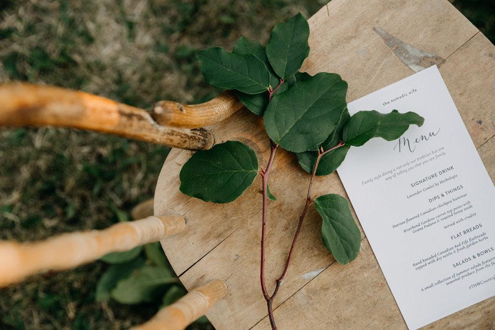 the nomadic wife - plant based recipes