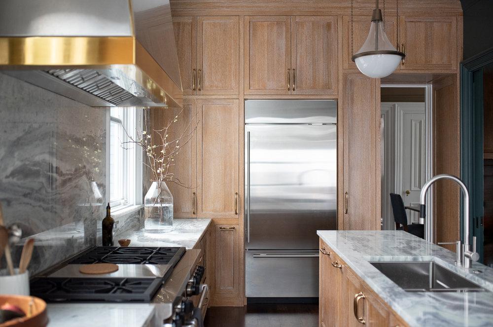 Kitchen Remodel. Italianate House. (2018)