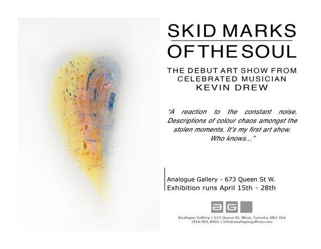 kevin drew announces skid marks of the soul killbeat music
