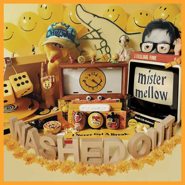 Mister Mellow Album Cover