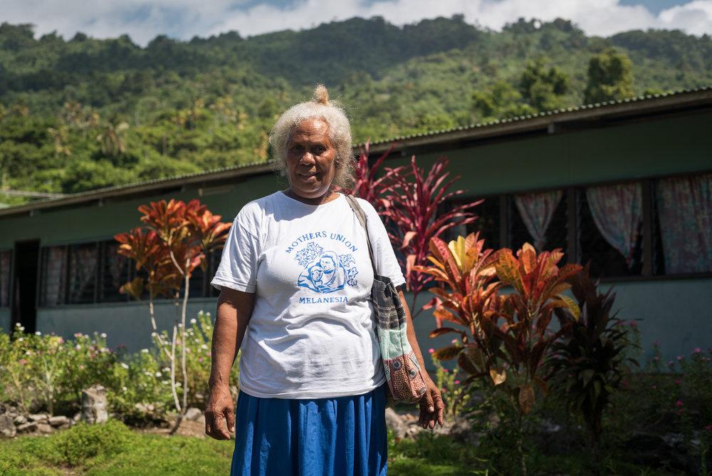 Marilyn Gedi, Isabel Island.