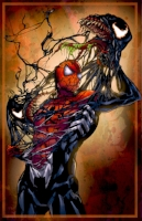 spiderman_vs__venom___colored_by_ladyorange-d5b9rgc.jpg