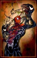 spiderman_vs__venom___colored_by_ladyorange-d5b9rgc.jpg