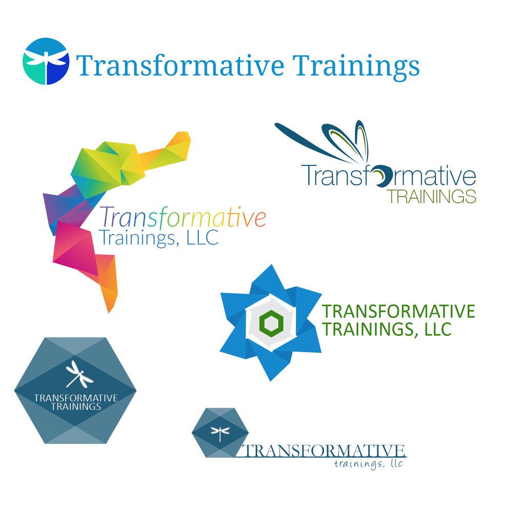 Transformative Trainings - Logo Designs.jpg