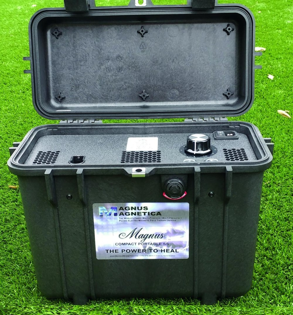 Magnus Compact Portable 2017 - 15lbs All Solid State