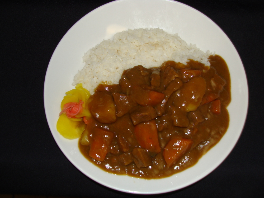 Thai Curry Beef Stew