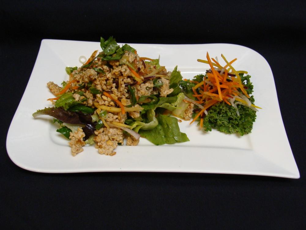 Nam Sod Salad