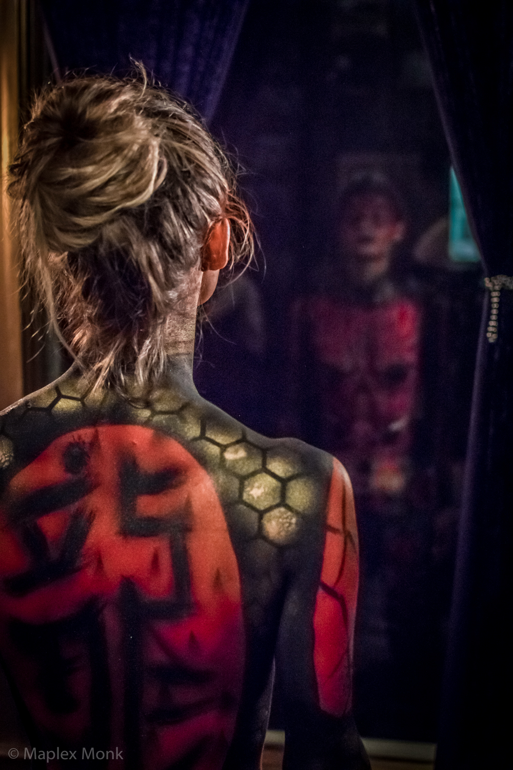 Kay 1 at Zodiac Roux (Body Paint).jpg