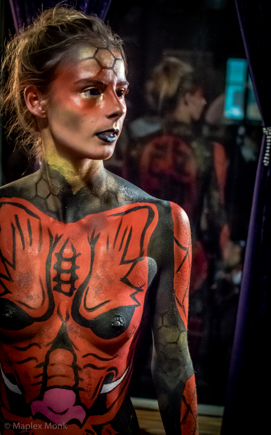 Kay 2 at Zodiac Roux (Body Paint).jpg