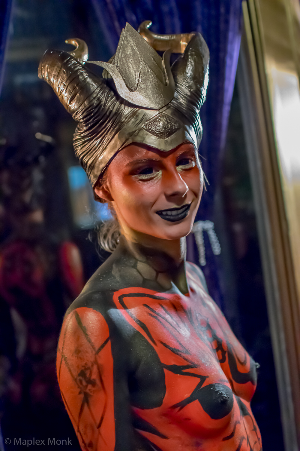 Kay 3 at Zodiac Roux (Body Paint).jpg