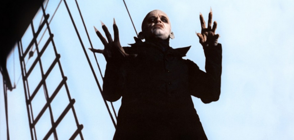 Photo credit: still from Werner Herzog's Nosferatu, Phantom der Nacht (1979)