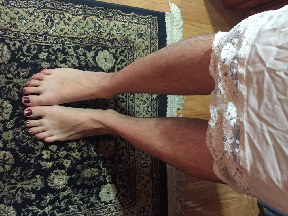 shave my legs