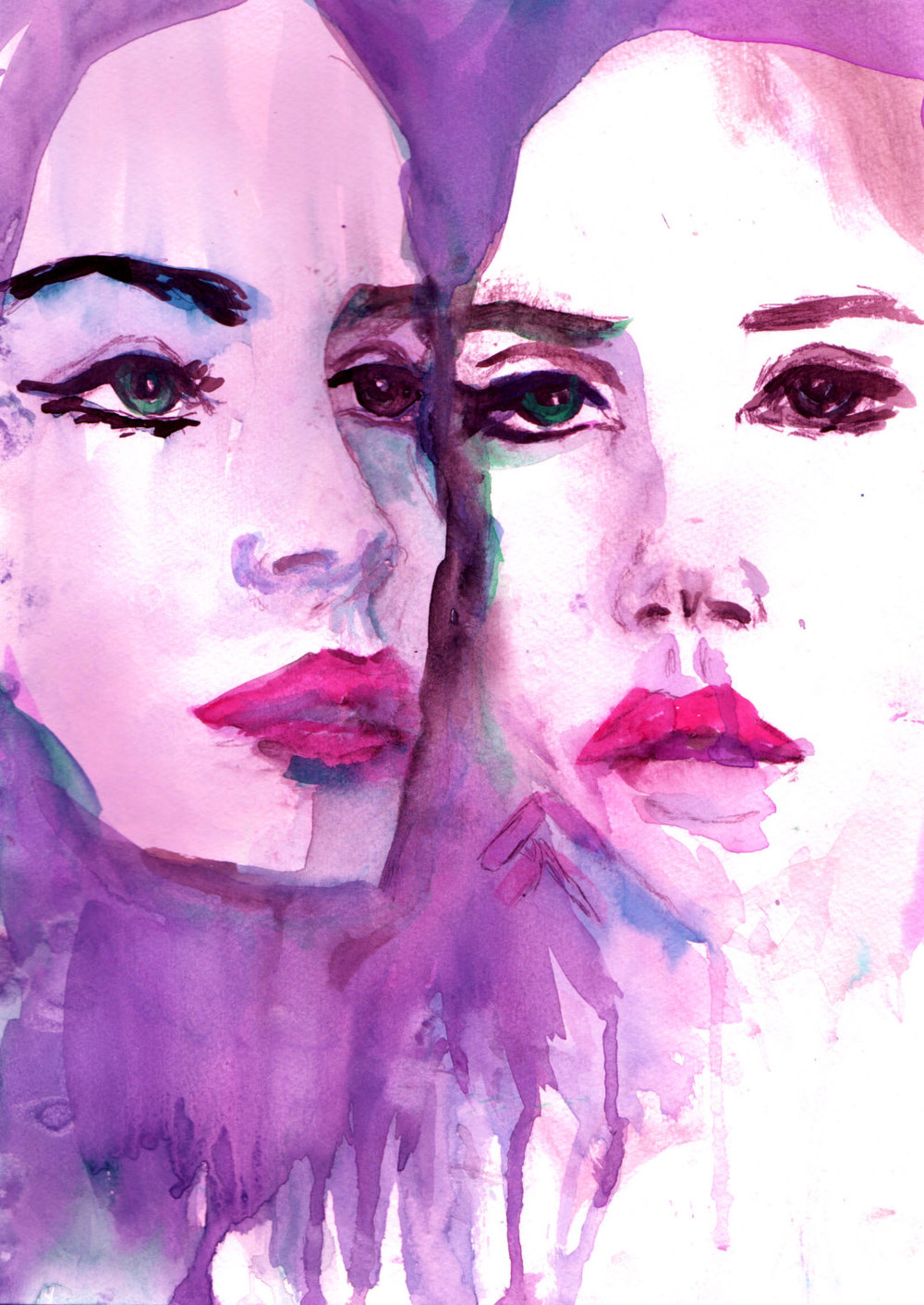 The Mirror Has Two Faces by Jessica Buhman