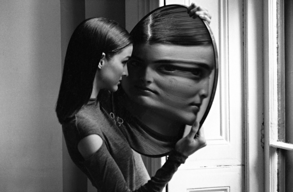 Image by Duane Michals