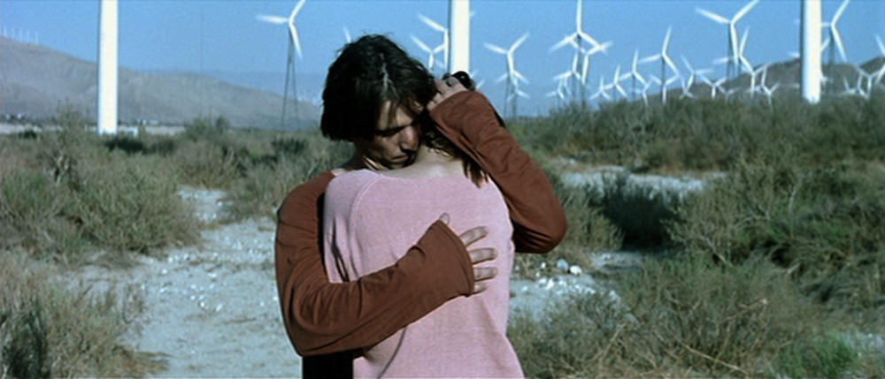 Yekaterina Golubeva and David Wissak in  Twentynine Palms  (2003)