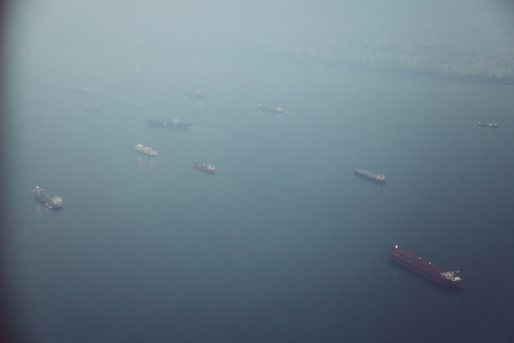 The Ships of Singapore