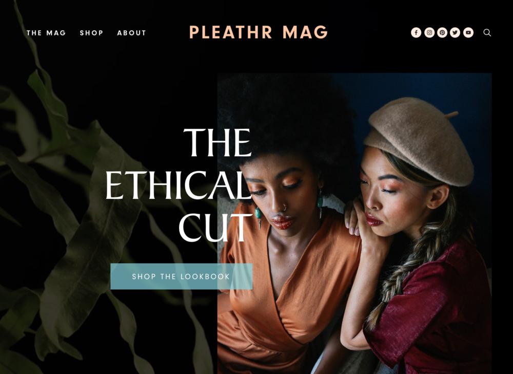 Pleathr Mag
