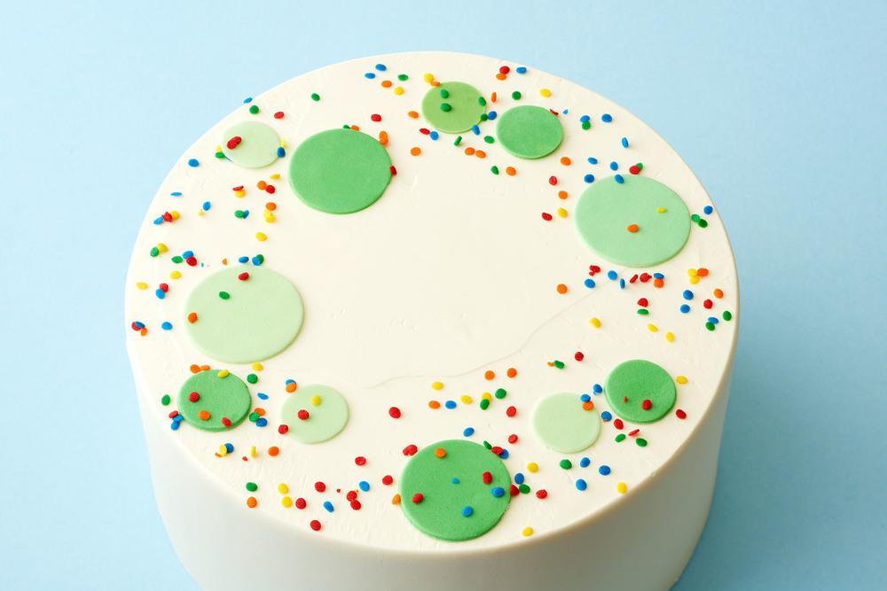polka dots &confetti