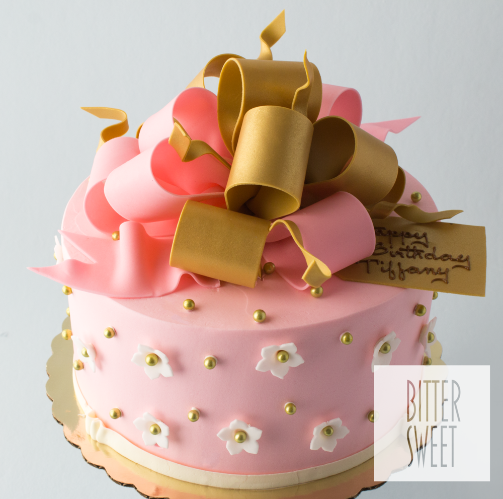 Bittersweet Birthday_Pink and Gold Fancy Bow.png