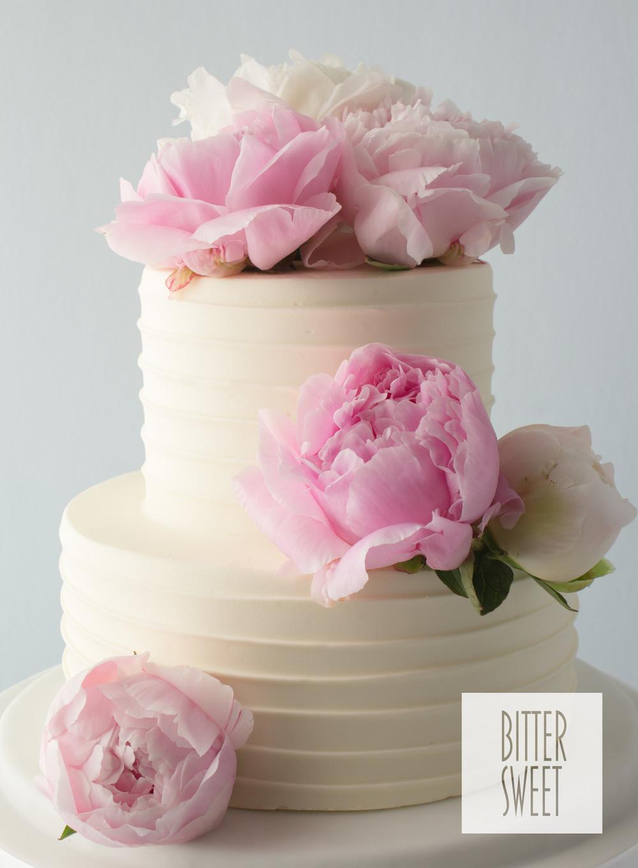 Wedding Cakes — Bittersweet