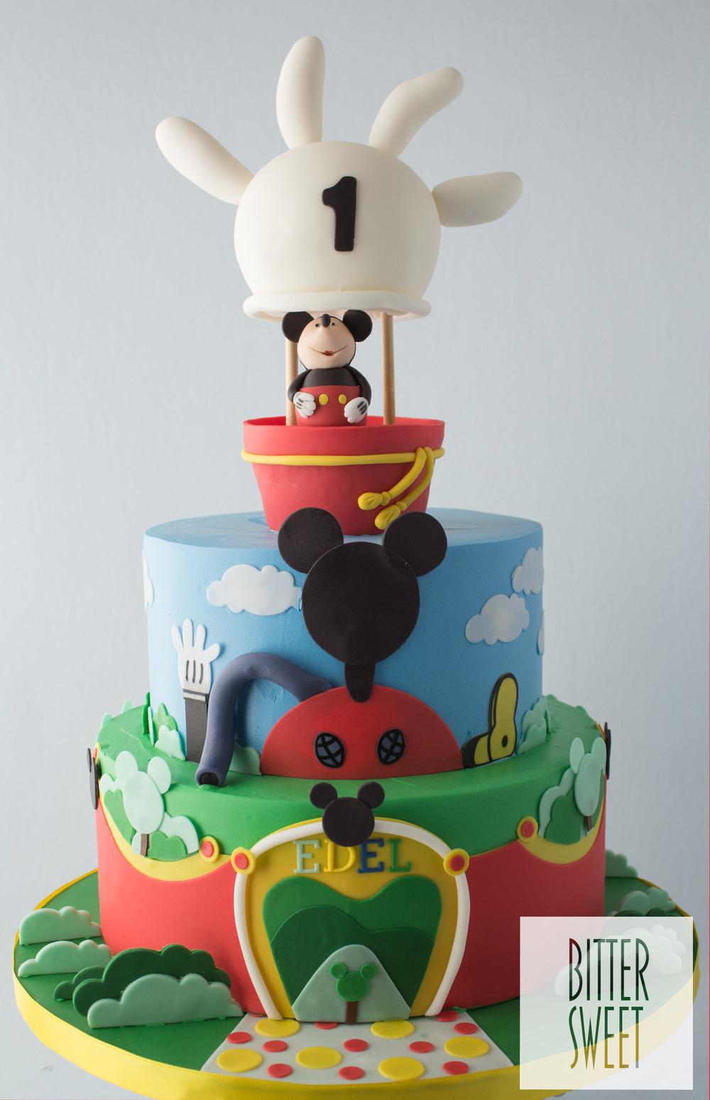 Bittersweet Birthday_Three Tier Mickey.jpg