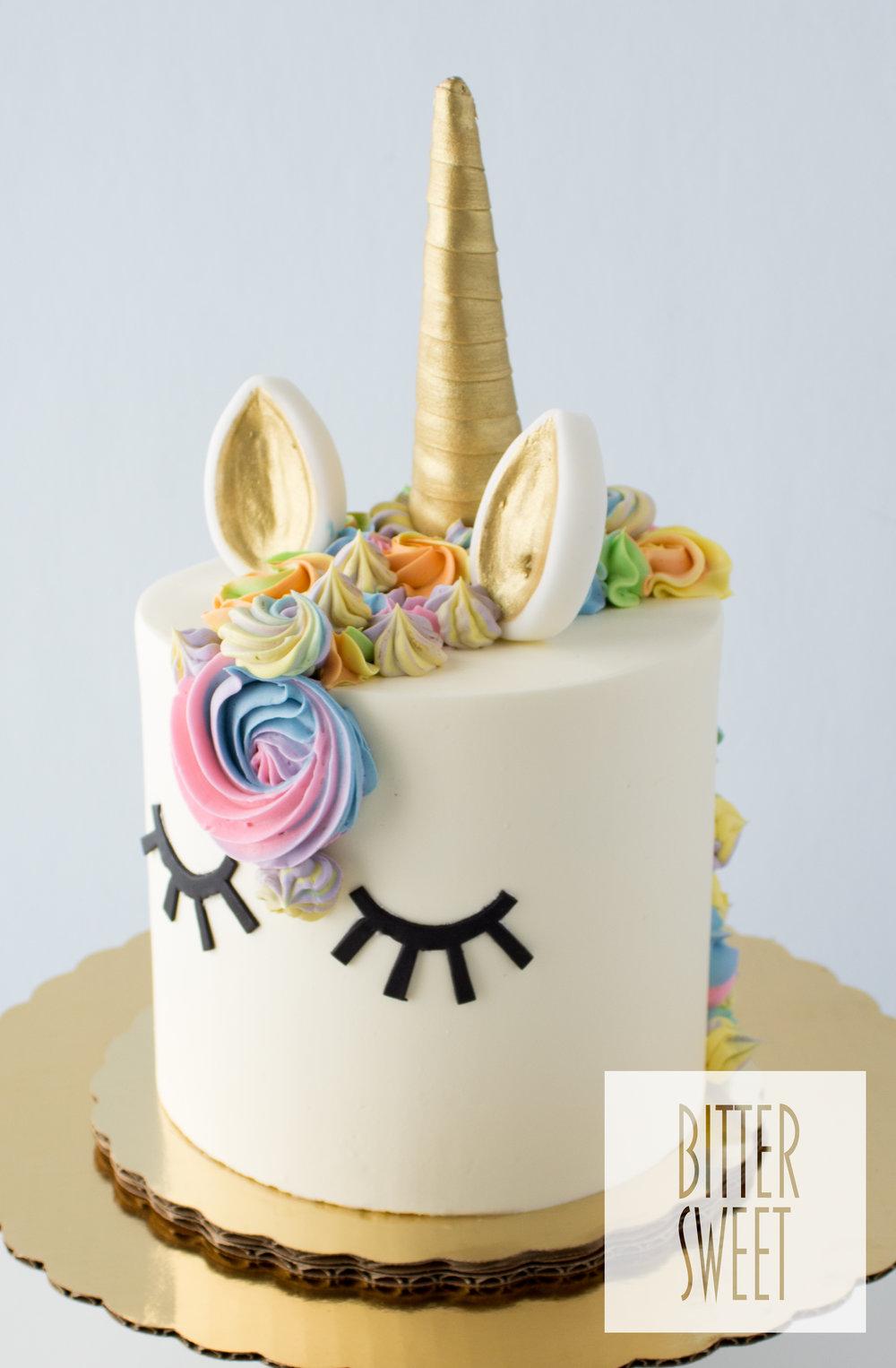 celebration cakes Bittersweet