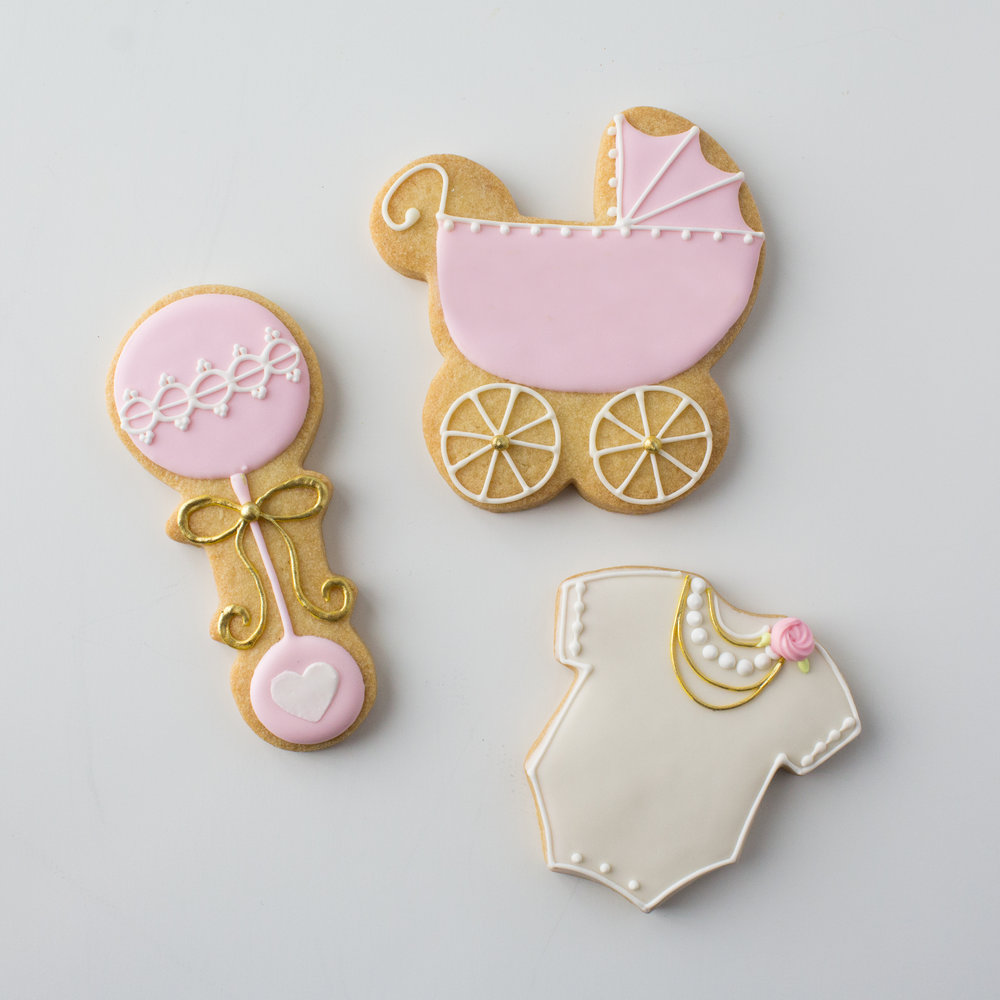 Baby Collection - Pink