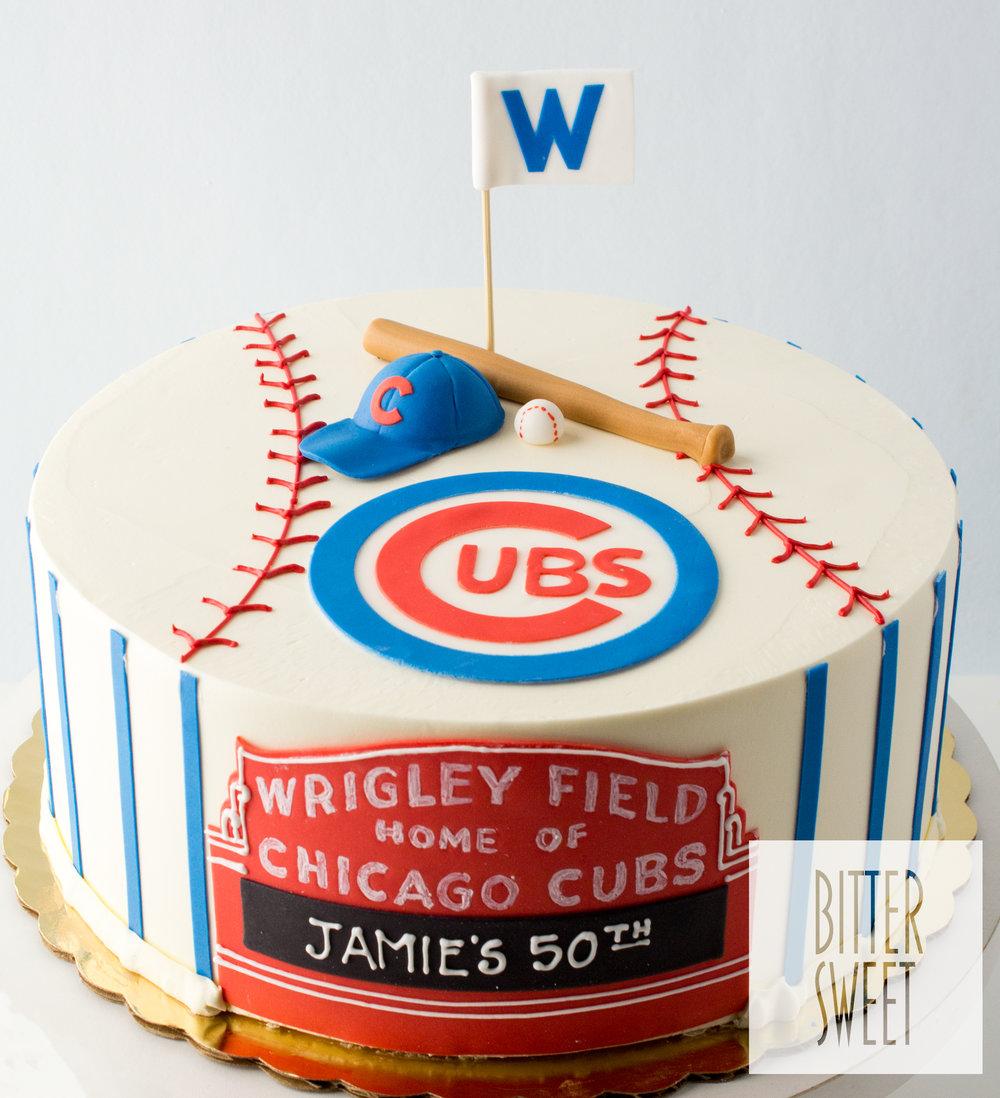 Custom Birthday Cakes Bittersweet