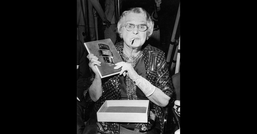 Lotte Reiniger, June 1972