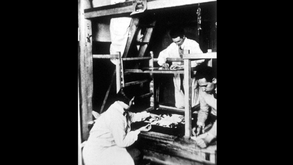 The original multiplane camera