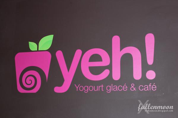yeh yogourt et cafe logo