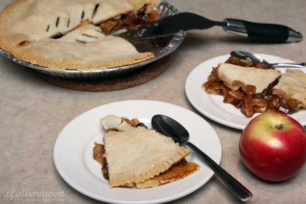apple almond pie recipe