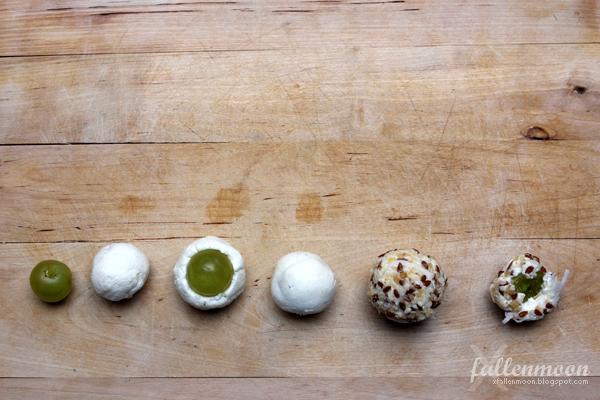 steps to make cheese snacks