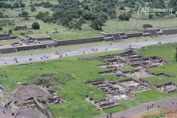 city of Teotihuacan