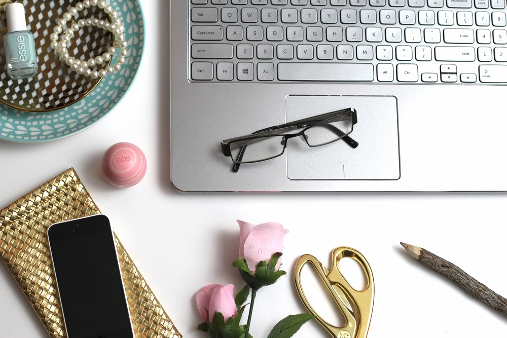 Get serious about blogging in 6 simple ways.