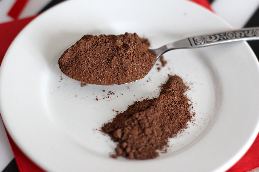 Super easy homemade hot chocolate mix powder.