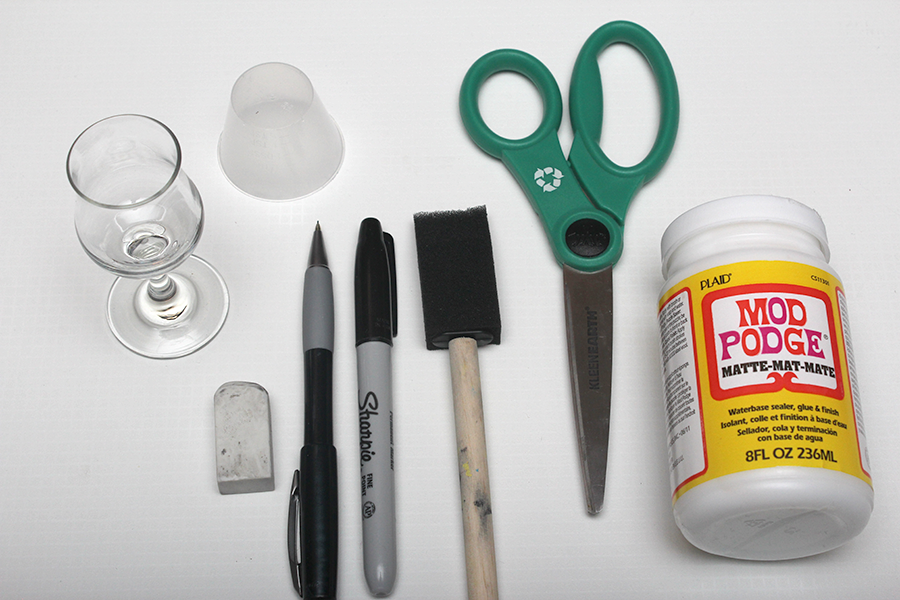 cupcake toppers scissors mod podge pencil eraser.png