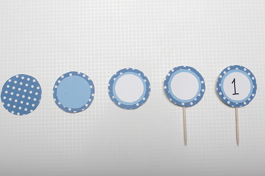 glue different size circles together cupcake toppers.png
