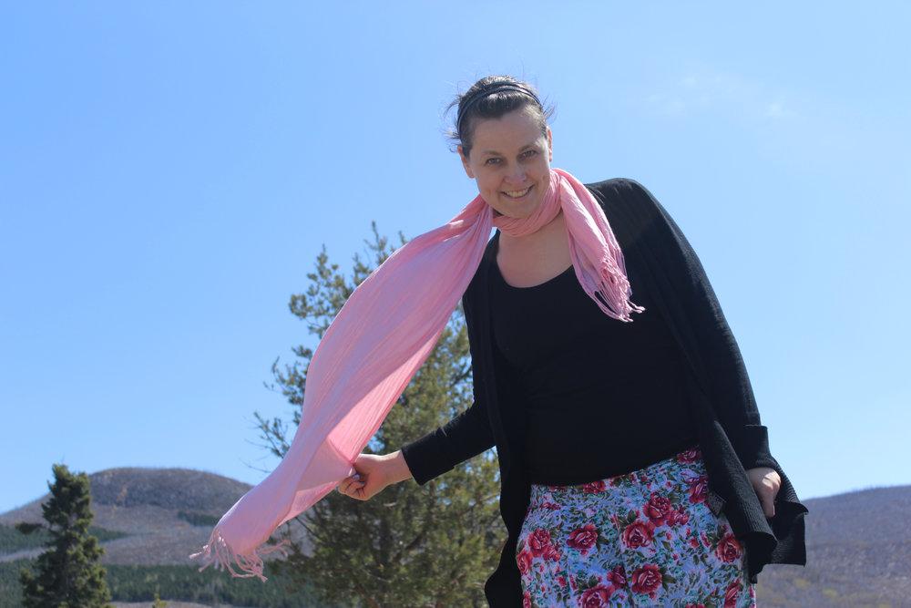cute smile pink scarf.jpg