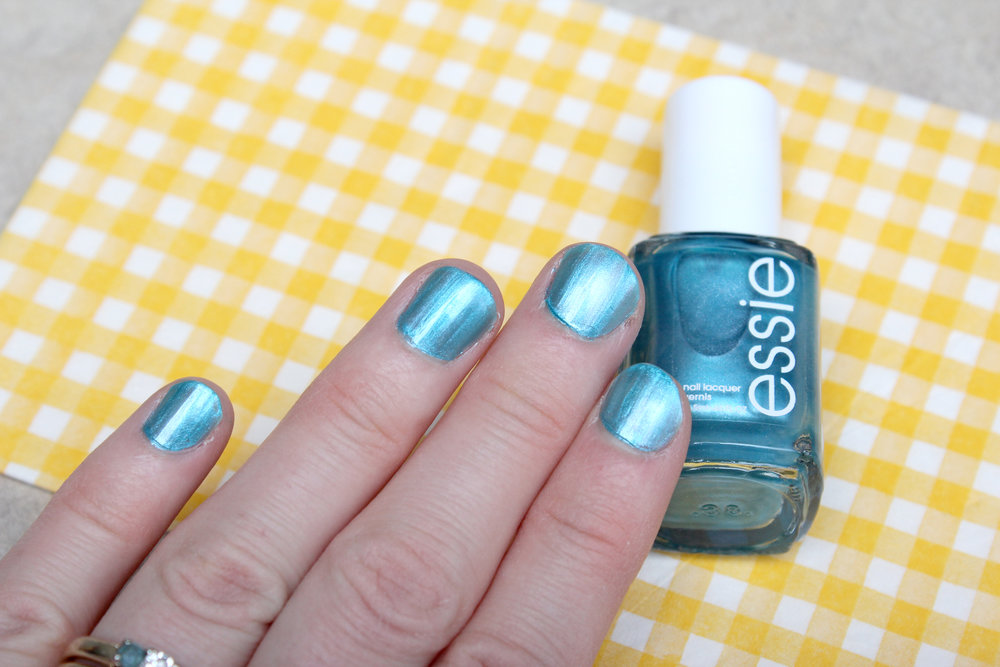 paint nails blue first step.jpg