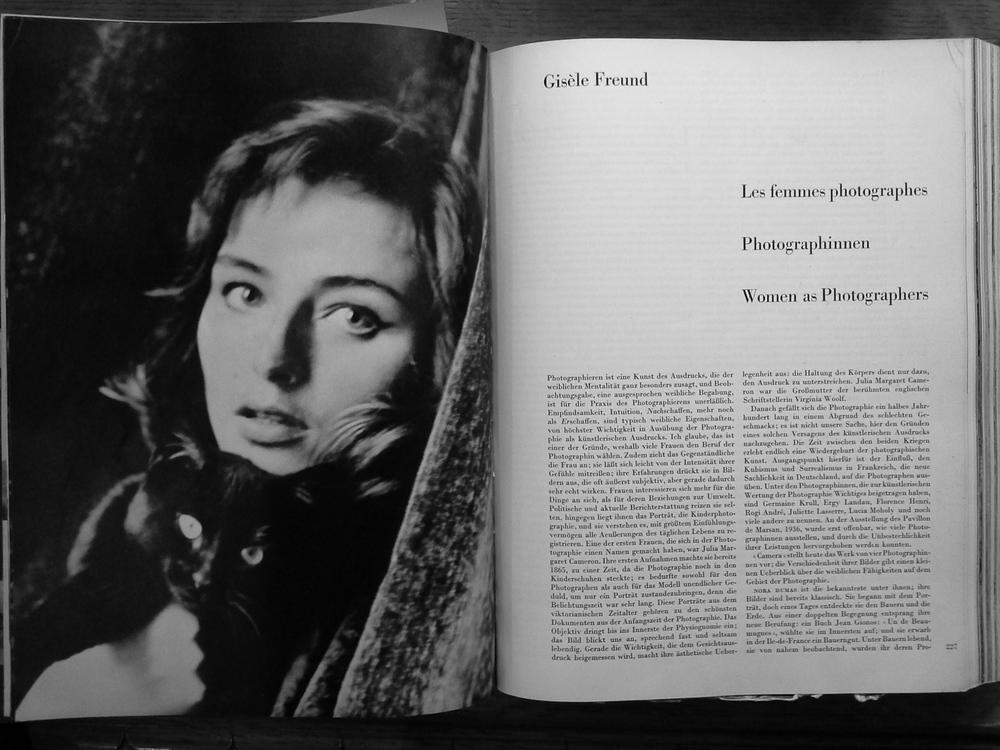 Camera  magazine, May 1954