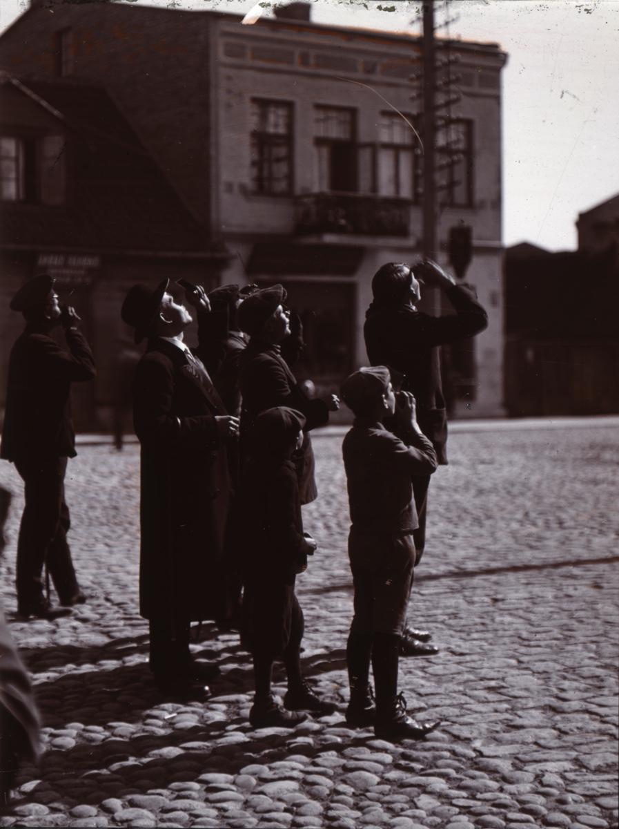 Vilis Rīdzenieks. Untitled. 1912.