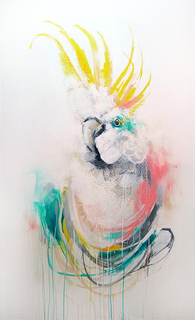 Cockatoo Screech