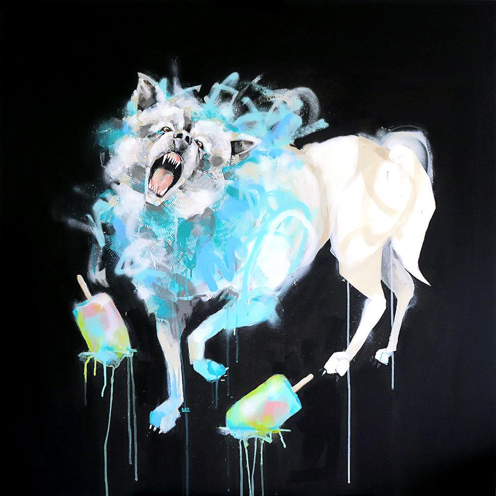 Paddlepop Wolf