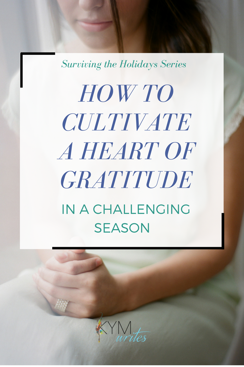 Heart of Gratitude for holiday season