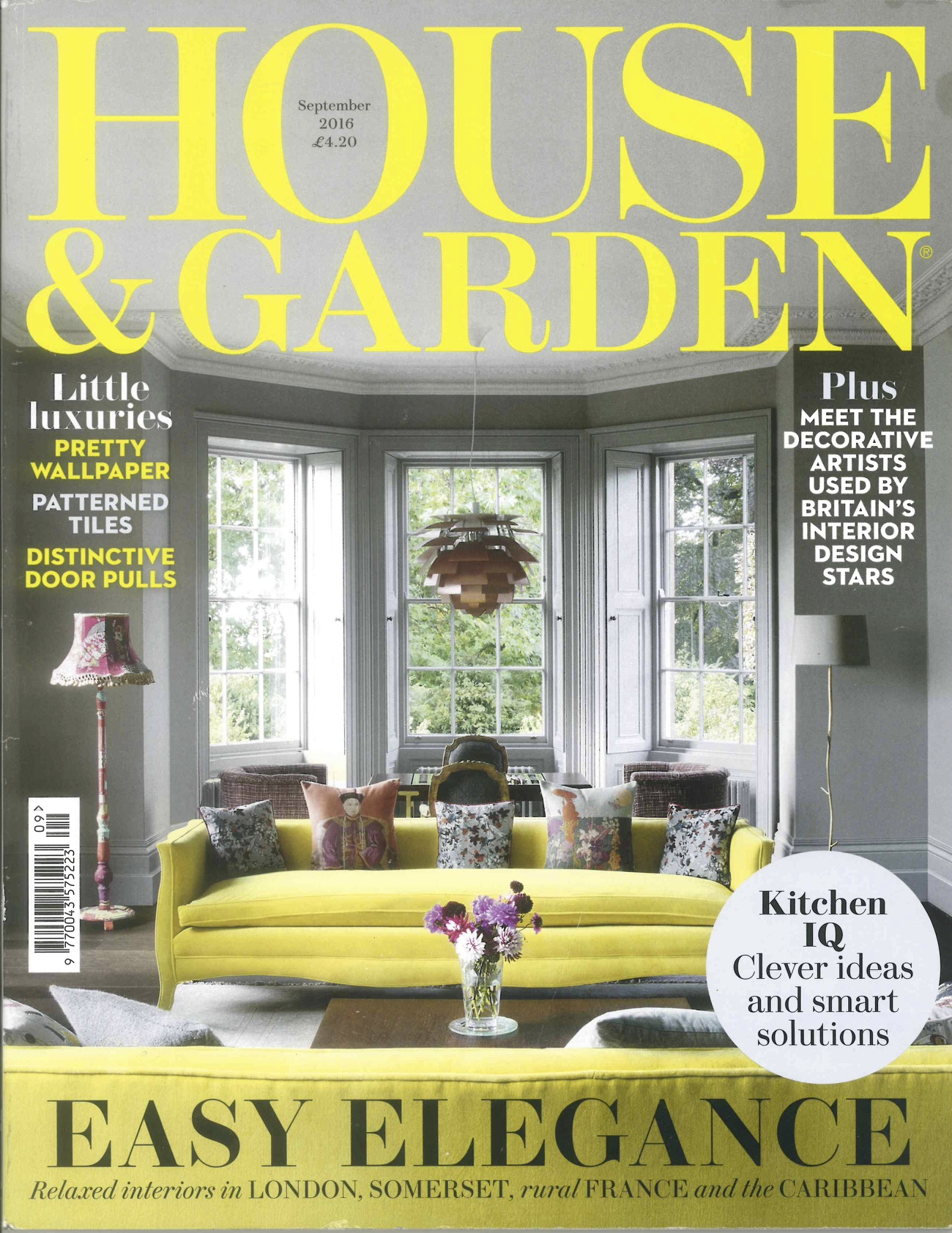 House and garden interiors - The Land Gardeners