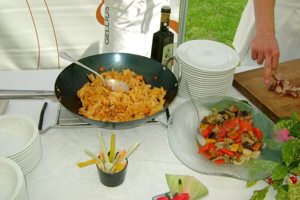 Gellius catering